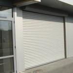 Доставка на гладки фасадни панели на шоурум с автосервиз на Диди 94 в гр. Плевен-3