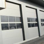 Доставка на гладки фасадни панели на шоурум с автосервиз на Диди 94 в гр. Плевен-4