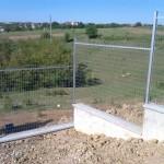 Доставка на оградни пана за конеферма в с. Кичево-2