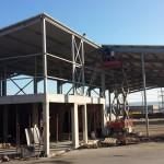 Доставка на покривни и фасадни панели за склад в ЗПЗ в гр. Варна-2