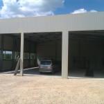 Доставка на покривни и фасадни панели за склад в кв. Аспарухово, гр. Варна -2