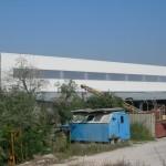 Доставка на покривни и фасадни панели за цех за заготовки на Буров ЕООД в гр. Варна-2