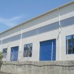 Доставка на покривни и фасадни панели за цех за заготовки на Буров ЕООД в гр. Варна-4