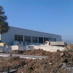 Доставка на покривни и фасадни панели на фабрика за преработка и консервиране на плодове и зеленчуци на Биофрут 2006 в гр. Лясковец-4