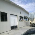 Доставка на покривни и фасадни сандвич панели за разширение на склад в гр. Аксаково