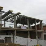 Доставка на покривни и фасадни сандвич панели за шоурум в гр. Варна