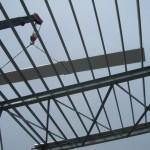 Доставка на покривни и фасадни термопанели за завод за бетонови изделия на Хидрострой АД в с. Тополи-5