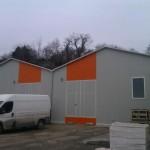 Доставка на покривни и фасадни термопанели на складове в Кооп търговия в гр. Варна-3