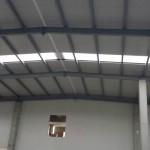 Доставка на покривни, фасадни и поликарбонатни панели на склад на магазини ЕЛБА в ЗПЗ на град Варна
