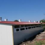 Доставка на покривни, фасадни и преградни панели на свинекомплекс, с. Слънчево-2