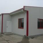 Доставка на покривни, фасадни и хладилни панели за цех за производство за колбаси на Ивет ЕООД в с. Златна нива