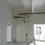 Доставка на преградни стенни панели с полиуретан и минерална вата за обект Вернада в с. Горна росица, област Габрово