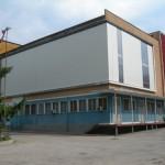 Доставка на  фасадни панели за  склад на Прити в гр. Лясковец