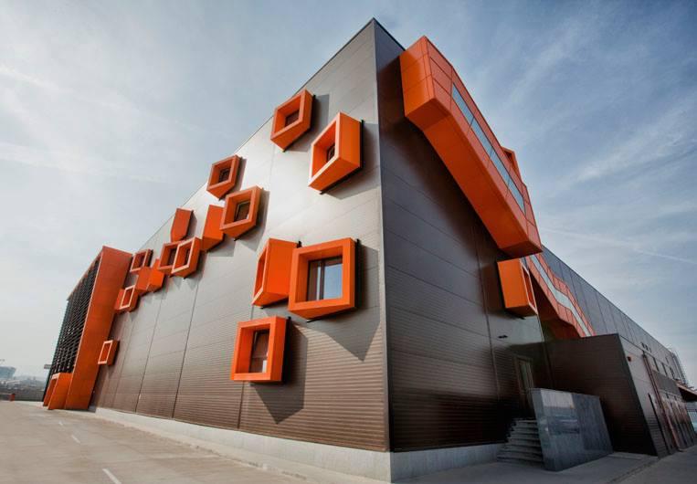 Съвременни решения за изграждането на Вашия модерен завод мечта!