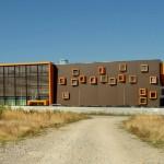 Доставка на фасадни панели с IPN изолация за хлебозавод Симид в гр. София-5