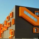 Доставка на фасадни панели с IPN изолация за хлебозавод Симид в гр. София-6