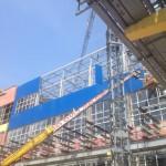 доставка напокривни и фасадни панели с минерална вата за Оргахим АД гр. Русе