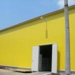 доставка на покривни и фасадни термопанели на Бирена фабрика Болярка в гр. Велико търново