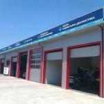 доставка на покривни и фасадни термопанели на автосервиз в гр. Варна-5