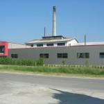 доставка на покривни и фасадни термопанели на завод за пожарогасители гр. Белослав