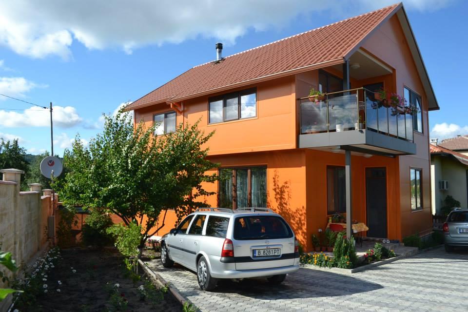 Сглобяеми пасивни къщи с перфектна топлоизолация, отговарящи на най-високите изисквания