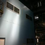 Доставка на панели с минерална вата за изграждане на производствено помещение в Алкомет АД в гр. Шумен-2