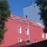 Доставка на покривен панел тип керемида за офис сграда в гр. Варна-3