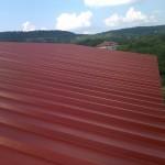 Доставка на покривен термопанел за покрив на сглобяема къща в гр. Варна