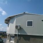 Доставка на покривни и фасадни панели за разширение на склад за крепежни елементи на НИС - 1 в гр. Варна-2