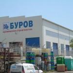 Доставка на покривни и фасадни панели за цех за заготовки на Буров ЕООД в гр. Варна-5
