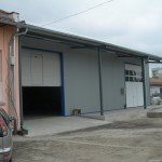 Доставка на покривни и фасадни панели на склад в гр. Лясковец
