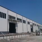 Доставка на покривни и фасадни панели на склад 2 на Бон Марин АД в с. Тополи-2