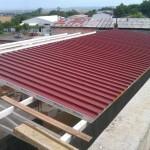 Доставка на покривни и фасадни панели на фабрика за преработка и консервиране на плодове и зеленчуци на Биофрут 2006 в гр. Лясковец-3