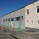 Доставка на покривни и фасадни панели на фабрика за преработка и консервиране на плодове и зеленчуци на Биофрут 2006 в гр. Лясковец-5