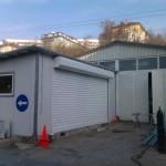 Доставка на покривни и фасадни панели на цех за заготовки на АД холд в гр. Варна