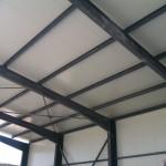 Доставка на покривни и фасадни термопанели за цех за производство на Полипринт в град Шумен