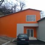Доставка на покривни и фасадни термопанели на складове в Кооп търговия в гр. Варна-2