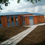 Доставка на покривни панели за многофункционална зала