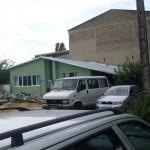 Доставка на покривни панели за обкт на пристанище Варна