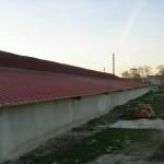 Доставка на покривни панели за птицеферма в с. Любен Каравелово