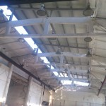 Доставка на покривни панели за реконструкция на стар покрив в гр. Варна-2