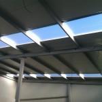 Доставка на покривни термопанели за препокриване на стари складове в ЗПЗ на гр. Варна-3