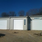 Доставка на покривни термопанели за препокриване на стари складове в ЗПЗ на гр. Варна-4