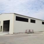 Доставка на покривни, фасадни и таванни панели за автосервиз в гр. Варна
