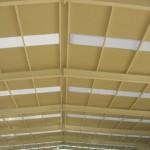 Доставка на поликарбонатни покривни панели на склад на Димов къмпани в гр. Аксаково
