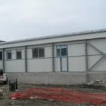 Доставка на фасадни, хладилни и преградни панели на транжорна на Гетико в гр. Търговище