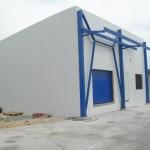 Доставка на хладилни и покривни термопанели за хладилна камера в гр. Варна