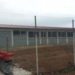 доставка на покривен термопанел на ферма за отглеждане на Коне - Ранчо Близнаци, с. Близнаци
